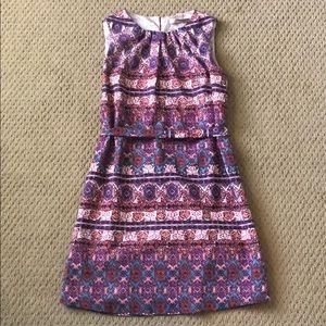 Forever XXI dress, size small. Gorgeous print!